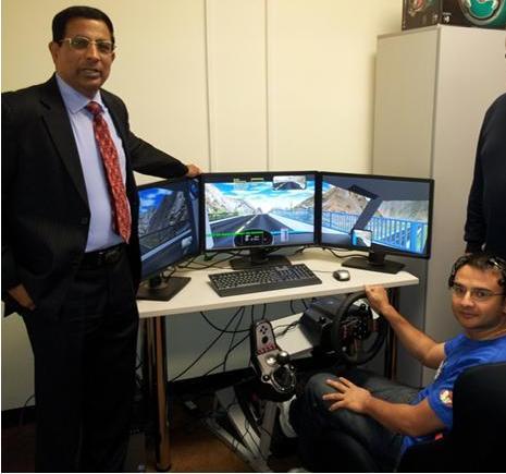 driving simulator nab and nanda.JPG